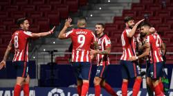 رسمياً.. اتلتيكو مدريد يتوج بلقب الدوري الاسباني