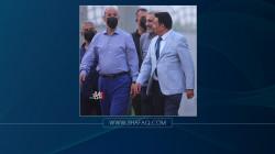 درجال يكشف لشفق نيوز موعد افتتاح ملعب الزوراء