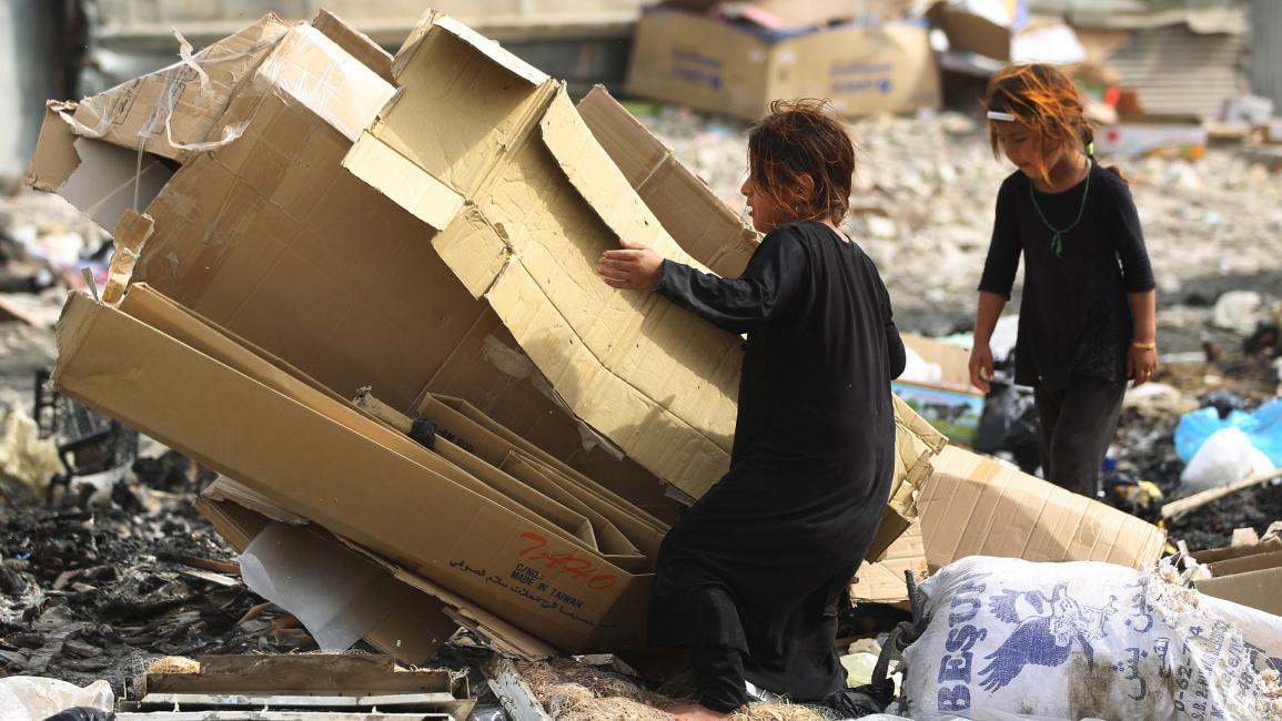 العراق يحتل المرتبة الـ80 عالمياً والسابعة عربياً بين أكثر الدول فقراً في 2021