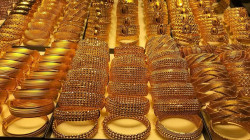 Gold inches up in Iraq today