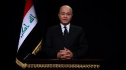الرئيس العراقي: فاجعتا ذي قار وبغداد نتاج الفساد وسوء الادارة