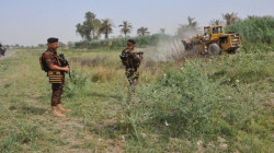 """Diyala fortifies the """"Fire Line"""" in the largest security and service operation in 14 years"""