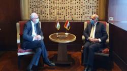 """العراق يؤكد أهمية استثمار """"انتصار"""" فلسطين والمالكي: معركة القدس هي أم المعارك"""