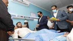 وفاة اللاجئ الكوردي الإيراني الذي حرق نفسه أمام الكاميرات باربيل