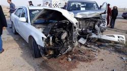 العراق.. أكثر من 12 ألف ضحية جراء حوادث السير خلال 2020
