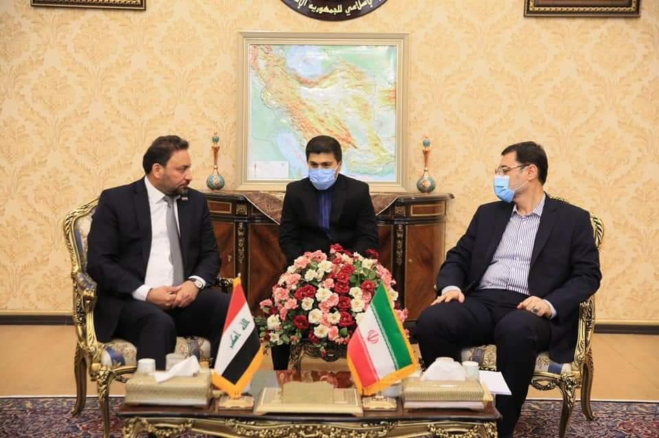 """إيران تشيد بدور العراق في تحقيق """"التوازن"""" للمنطقة وتقر بعمقه الإقليمي والعالمي"""
