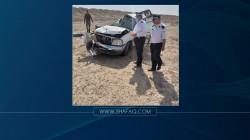 حادث مروع يودي بحياة طفل في الانبار
