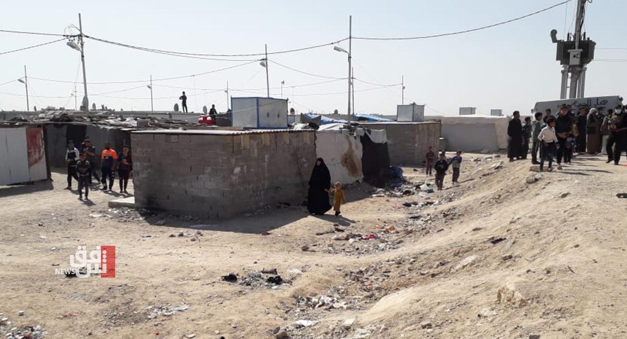 Displaced people return: Nineveh and al-Anbar on top..and zero for Jurf al-Sakhr