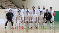 العراق يُقصى على يد نظيره المنتخب التايلندي من بطولة كأس العالم لكرة الصالات