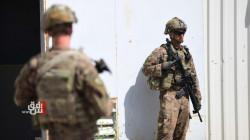 تەقینەوەیگ لەبان کاروانیگ هاوپەیمان ناودەوڵەتی لە باشوور عراق