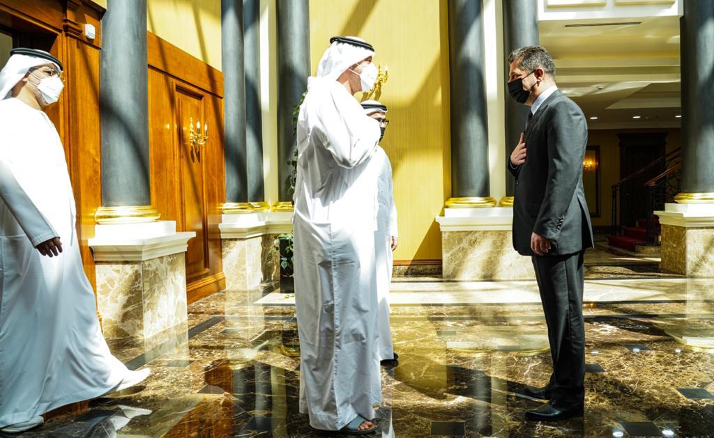الإمارات توفر لقاحات كورونا للنازحين واللاجئين في إقليم كوردستان