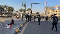 حقوق الإنسان: 152 قتيلاً وجريحاً في حصيلة احتجاجات التحرير