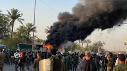 سقوط متظاهر ضحية برصاص حي في ساحة التحرير