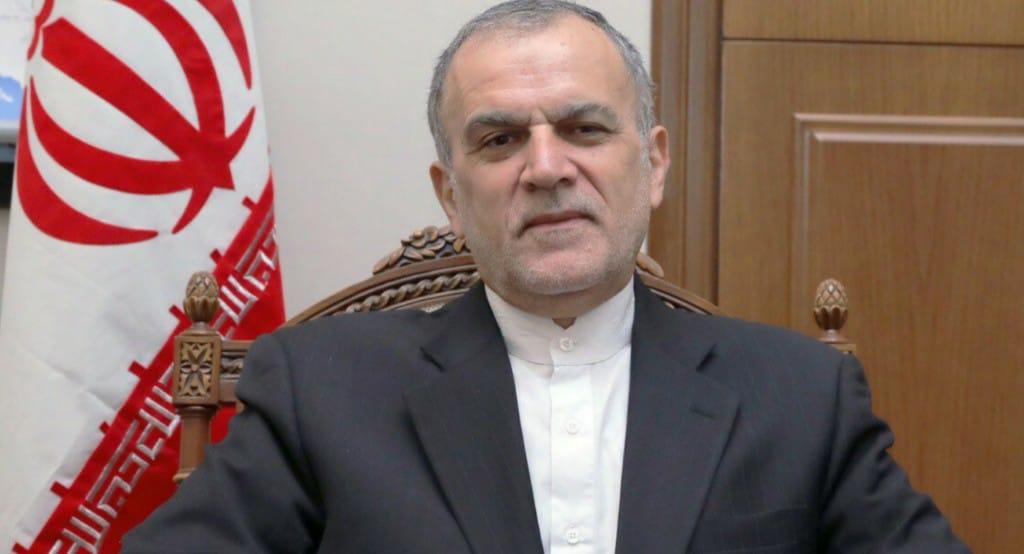 ايران تؤكد استعدادها لإلغاء تأشيرات الدخول مع العراق