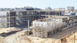 تراجع مشاريع الأبنية والإنشاءات في القطاع العام بالعراق بنسبة 3.20 %