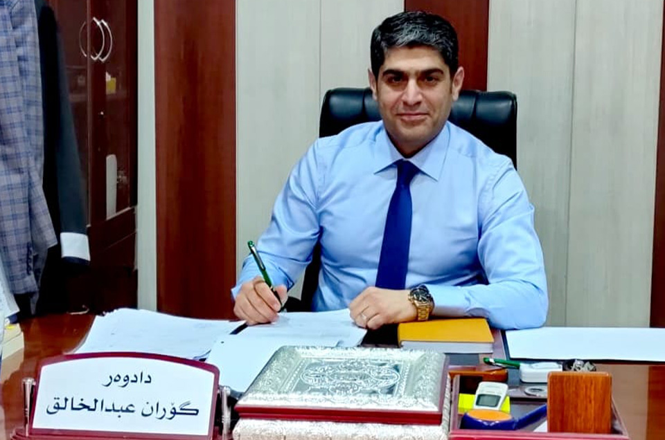 A judge in the Erbil court resigns protesting the salary cuts in the region