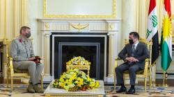 مسرور بارزاني لنائب قائد قوات التحالف: هزيمة داعش مرهونة بالقضاء على أسباب ظهور الإرهاب