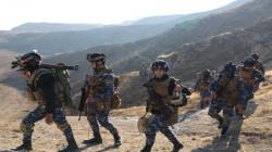 سقوط ضابط عراقي ضحية بانفجار اثناء ملاحقته لداعش في كركوك