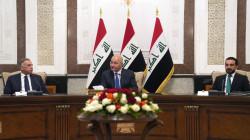 The four Iraqi Presidencies' meeting begins in Baghdad