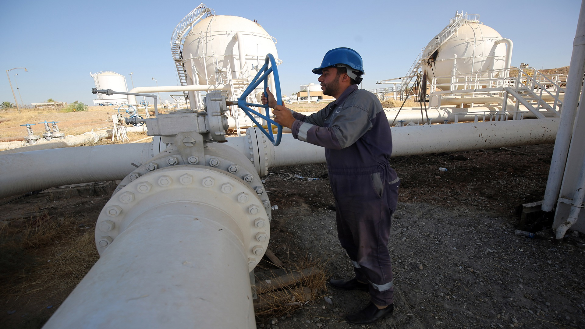 Oil revenues amounted to 5,549,517,000 dollars in April 2021, Iraqi authorities reveal 1622130668378