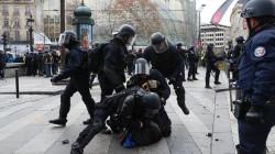 فرنسا.. مقتل رجل خلال اعتقاله بعد طعن شرطية بسكين
