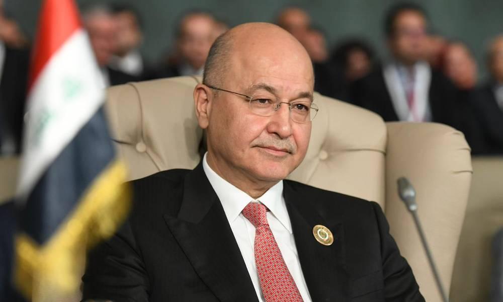 """الرئيس العراقي يحذر من فوضى البديل ويحث لمعالجة """"خلل الدستور"""""""