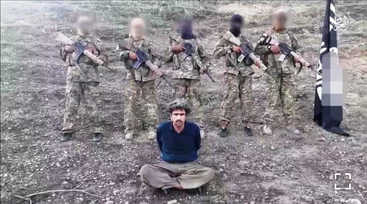 داعش يعدم شرطياً كوردياً بعد عام ونصف من اختطافه في ديالى