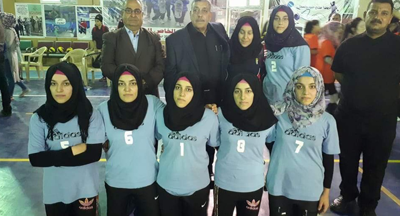 أربيل تحتضن منافسات الدوري النسوي الممتاز لكرة اليد