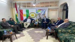 Kurdish talks in Syria on halt awaiting the U.S. green light