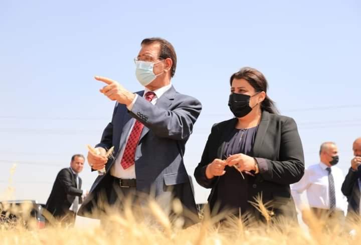 كوردستان تفتح أبواب تسويق محاصيل فلاحيها لجميع المحافظات العراقية