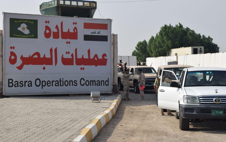 """البصرة.. اعتقال 13 مطلوبا و7 متهمين ومصادرة أسلحة """"غير مرخصة"""""""