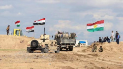 """A joint force of the Iraqi Army and Peshmerga to deploy at the """"blue line"""" areas"""