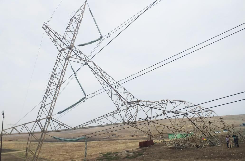 Power lines restored by 70% in Diyala