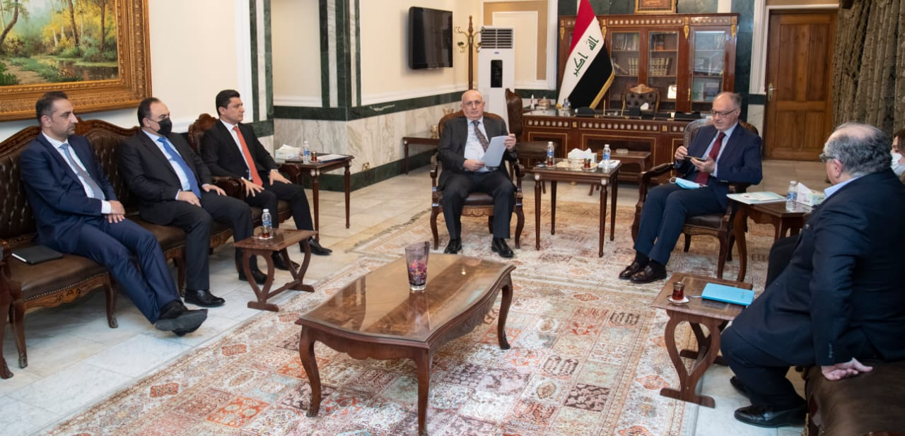 Baghdad and Erbil express their readiness to implement the terms of the 2021 budget