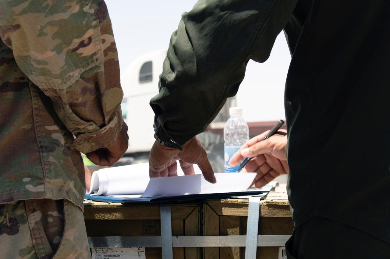 اجتماع عسكري عراقي - أمريكي رفيع المستوى في واشنطن