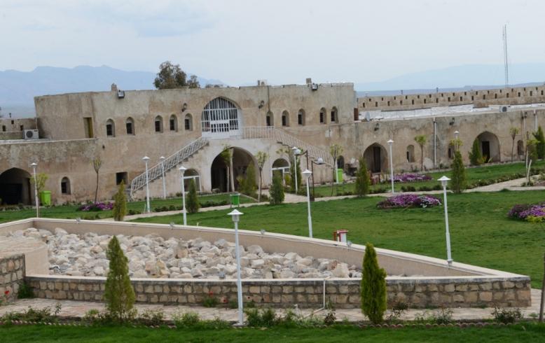 """عاصمة كوردستان تنفي أنباء هدم """"قشلة أربيل"""""""
