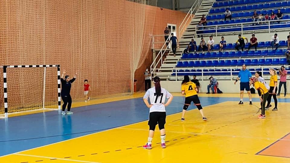 في دوري اليد النسوي الممتاز.. فوز شهربان على المهناوية ونتائج كبيرة لفرق كوردستان