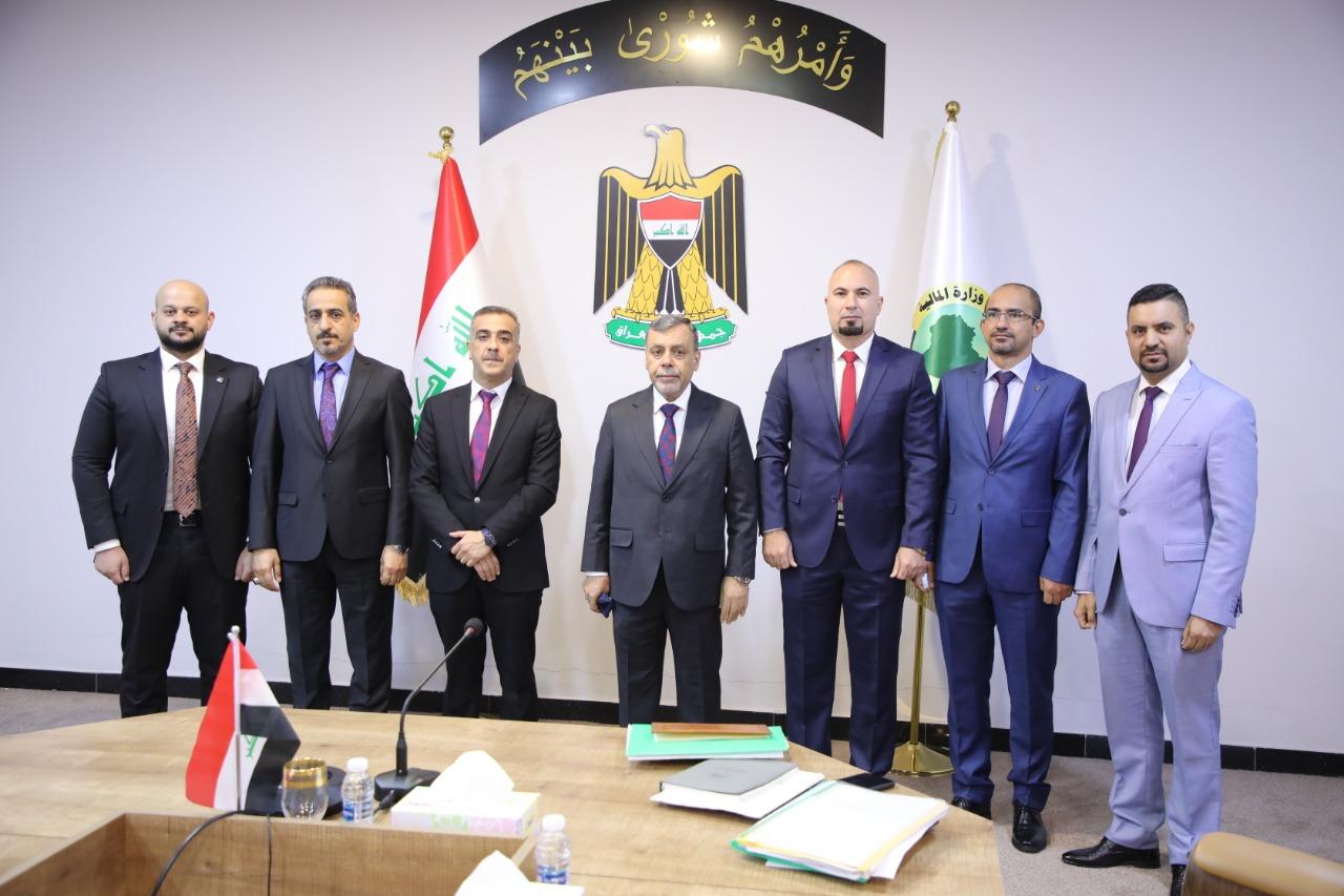 محافظة بغداد تتحرك لإطلاق رواتب المحاضرين والأجور اليومية