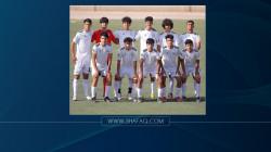 الزوراء يتصدر المرحلة الاولى لدوري الكرة للشباب