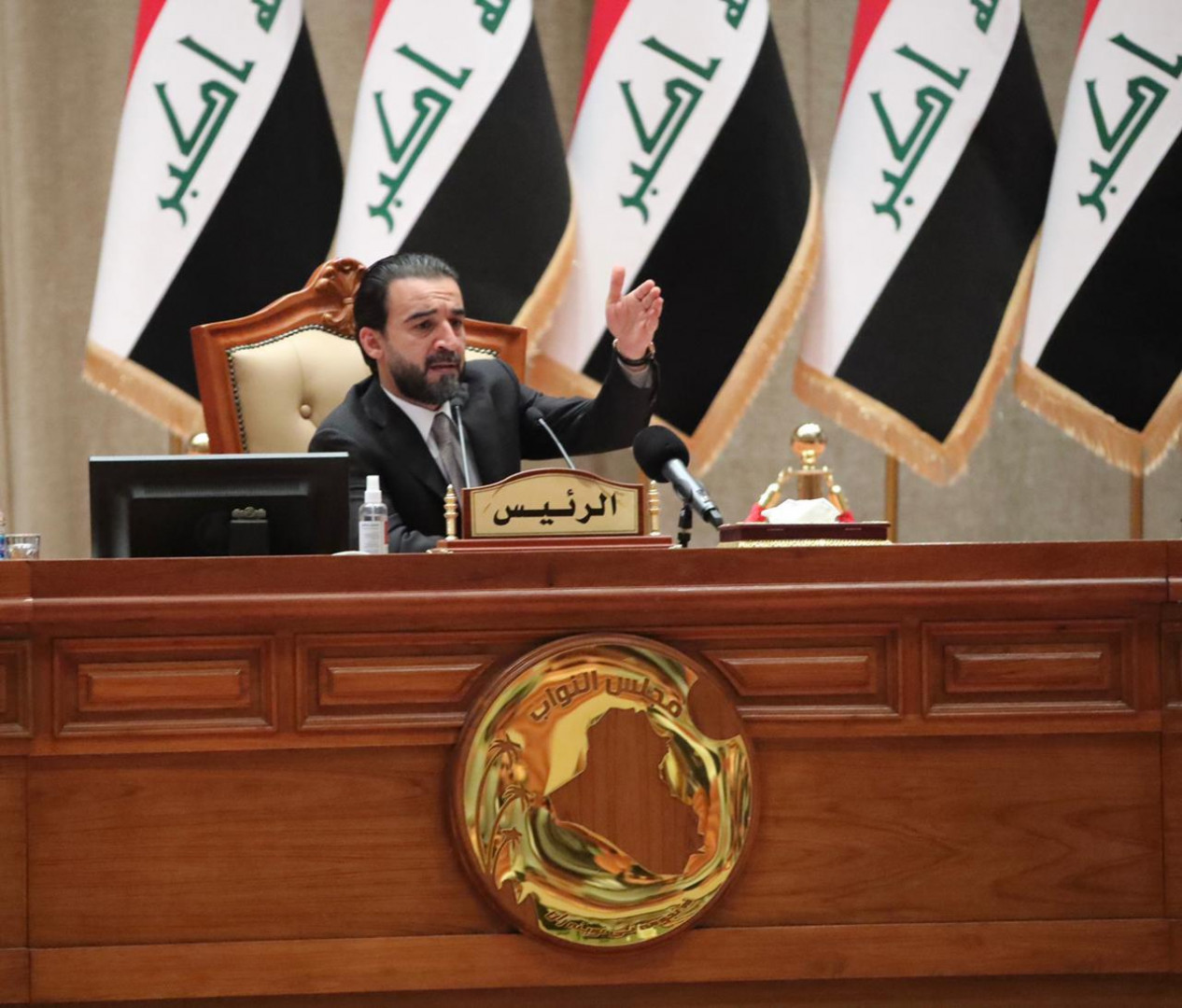 MP hints at parliamentary collusion to prevent questioning the Iraqi Minister of finance 1622571222994