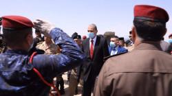 وزير الداخلية يصل البصرة