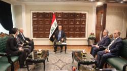 Al-Haddad receives Turkey's new ambassador to Iraq