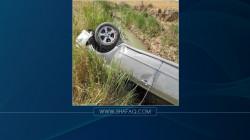 إصابة 5 مدنيين بحادث سير بين ديالى وكوردستان