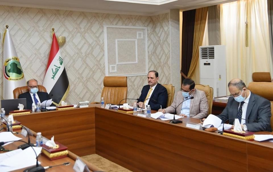 Iraq to devise a strategic plan for the 2022-2024 budget  1622644954203
