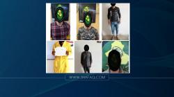 Iraq's Military Intelligence arrests six ISIS militants in Nineveh and Kirkuk