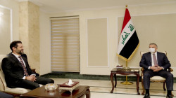 Iraq's Prime Minister discusses the financial file with Deputy PM Talabani