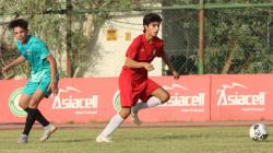 منتخب الناشئين يستعد لبطولة العرب بخماسية