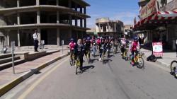 بغداد تحتضن ماراثون الدراجات الهوائية المفتوح