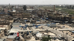 Security forces launch an operation to arrest vandals in Kirkuk