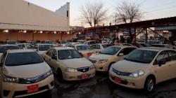 المباشرة بقرارات جديدة لاستيراد السيارات في إقليم كوردستان
